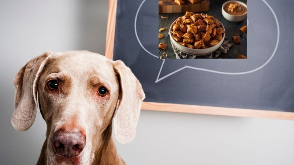 can dogs eat pretzels filled with peanut butter